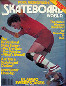 Skateboard World June 1977