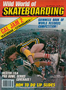 Wild World of Skateboarding July 1978